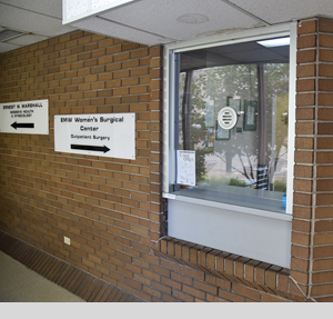 Tour Our Clinic - EMW Women's Surgical Center abortion clinic in KY